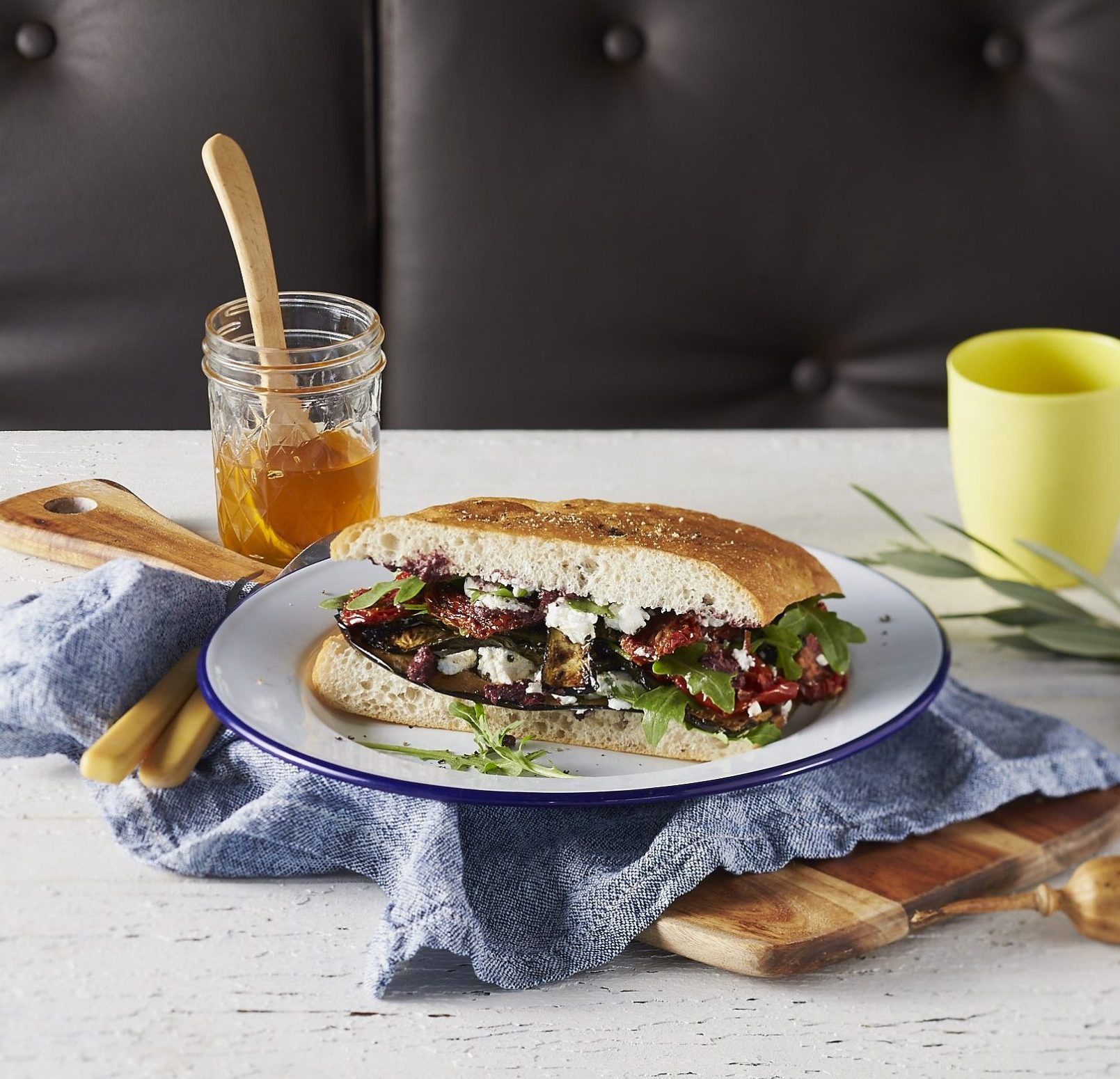 Sandhurst Recipe Vegetarian Toasted Sandwich