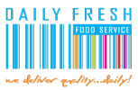 Daily Fresh Food Service Logo